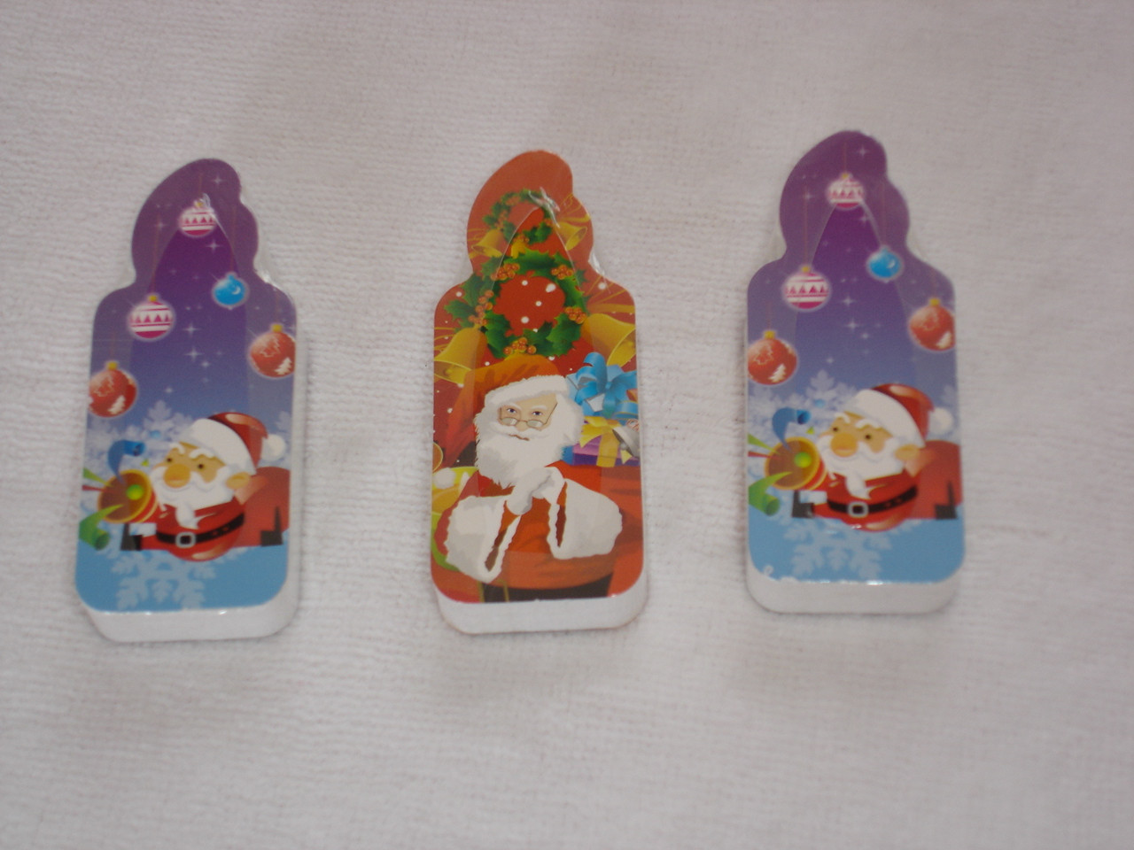 Christmas Gifts --Compressed Towel with Candle Design (YT-684)