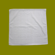 White Cotton Hand Towel in Small Size (YT-684)