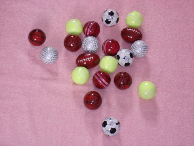 Ball Shaped Compressed Towel for Your Promotion (YT-609)