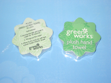 You Preferred Flower Shape Compressed Towel (YT-647)