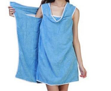 Magic Bath Towel to be Bath Robe with Special Design (YT-150)