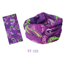 Series different color, same design multifunctional outdoor bandana (YT- 121)