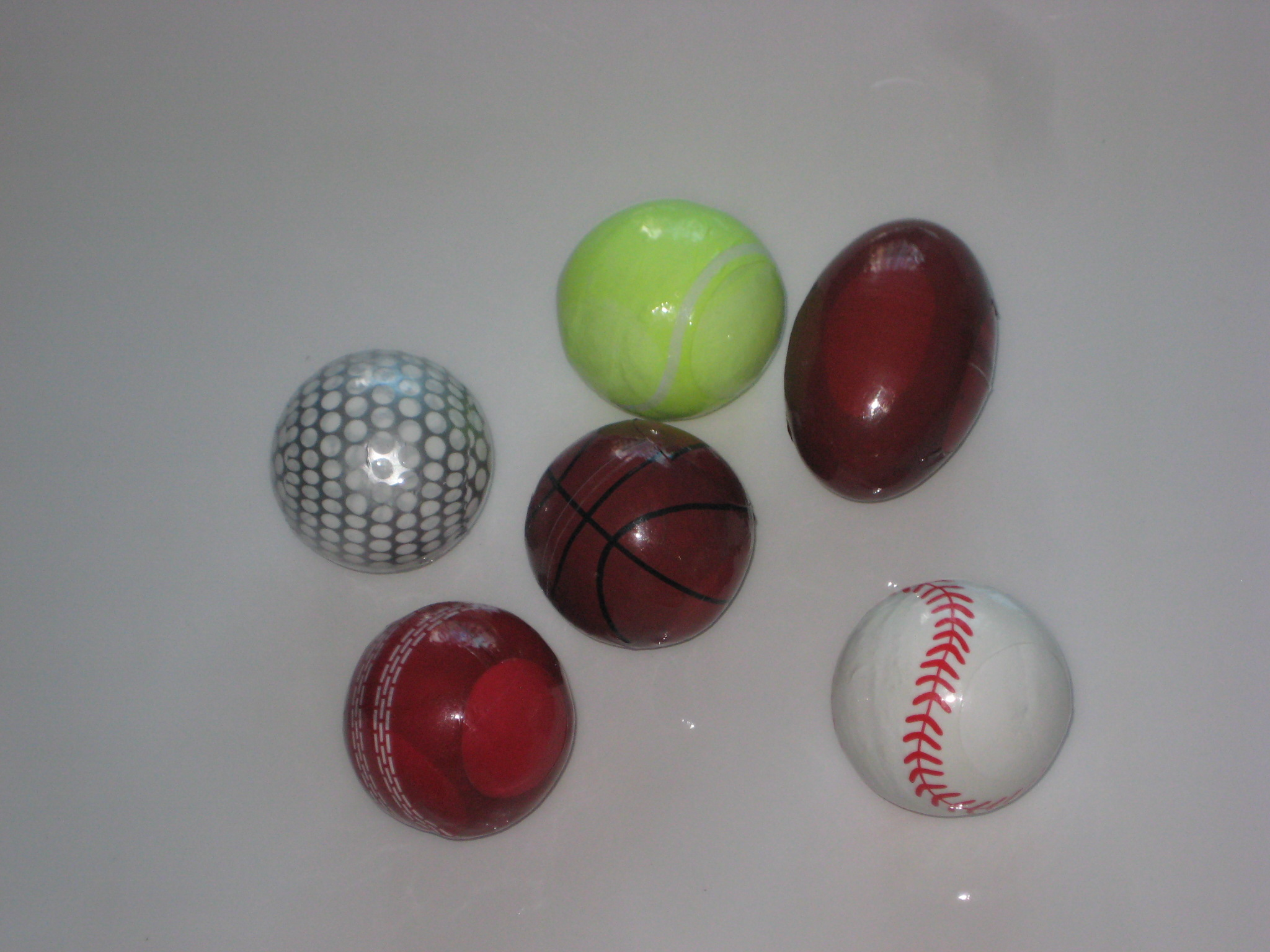 Cricket Ball Design Compressed Towel as YT-617
