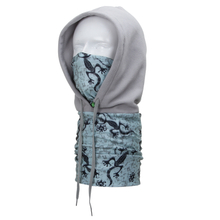 Headgear for Snowboarding, Face Masks, Windproof and Warmer Hooded Scarf YTQ-AV-02