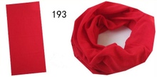 Tubular Scarf in Plain Red Color (YT- 193)