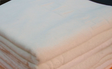Hotel Towel Set in White Color with Logo Jacquard (YT-181)