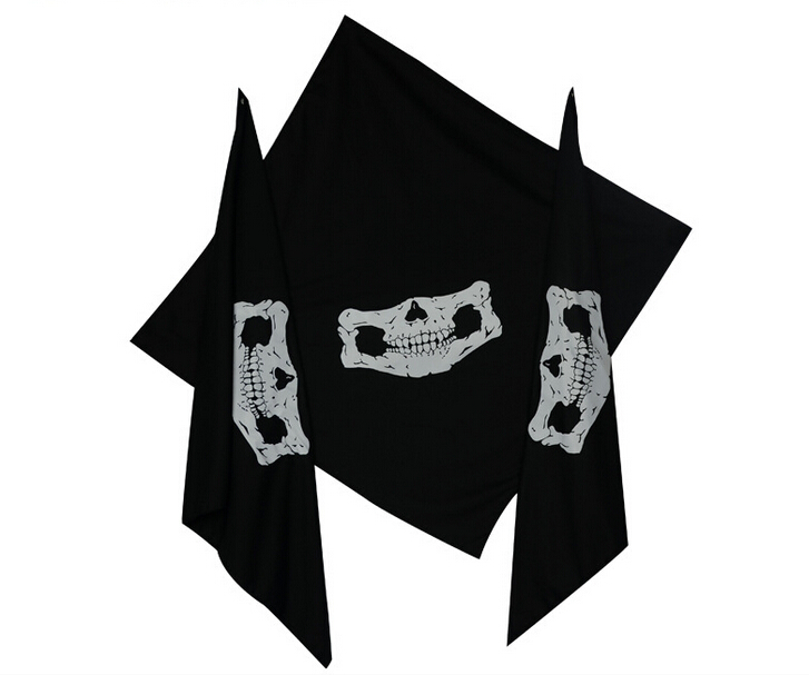 Hot Sale Outdoor Riding Military Specter Reflective Multi Square Scarf