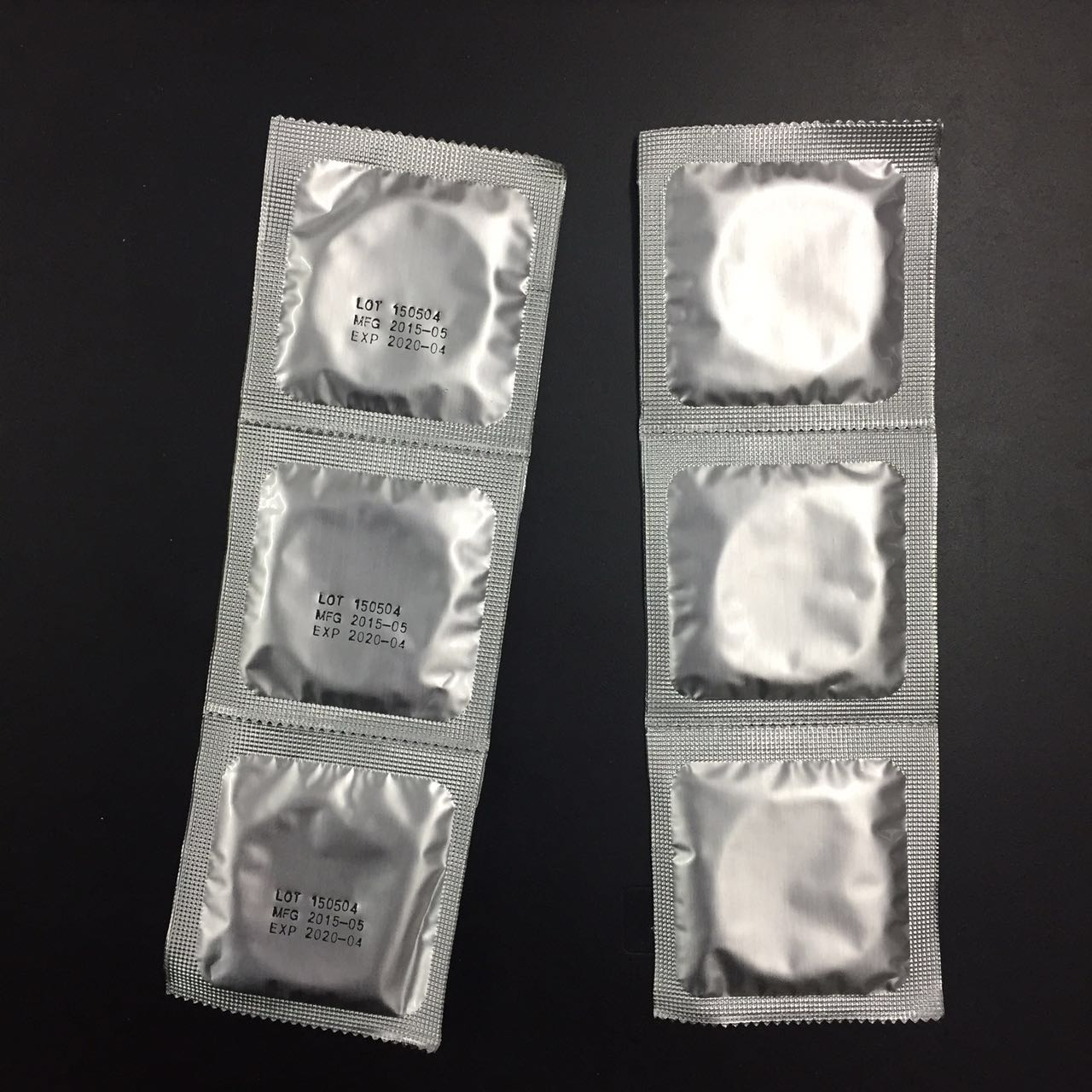 Latex Male Condoms